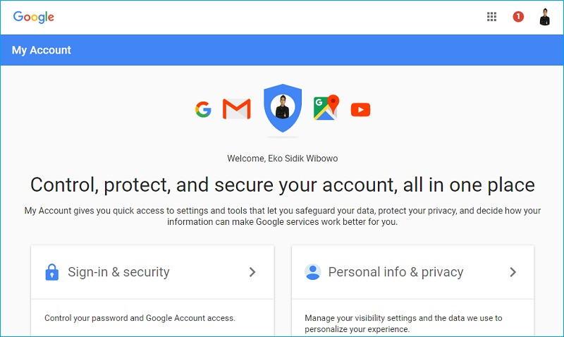 Cara bikin akun email gmail