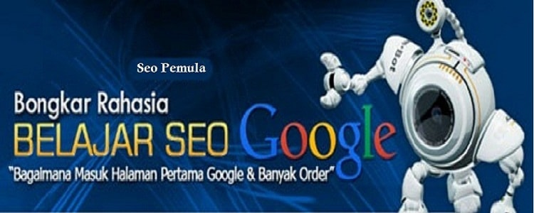Belajar seo google di rwp grup