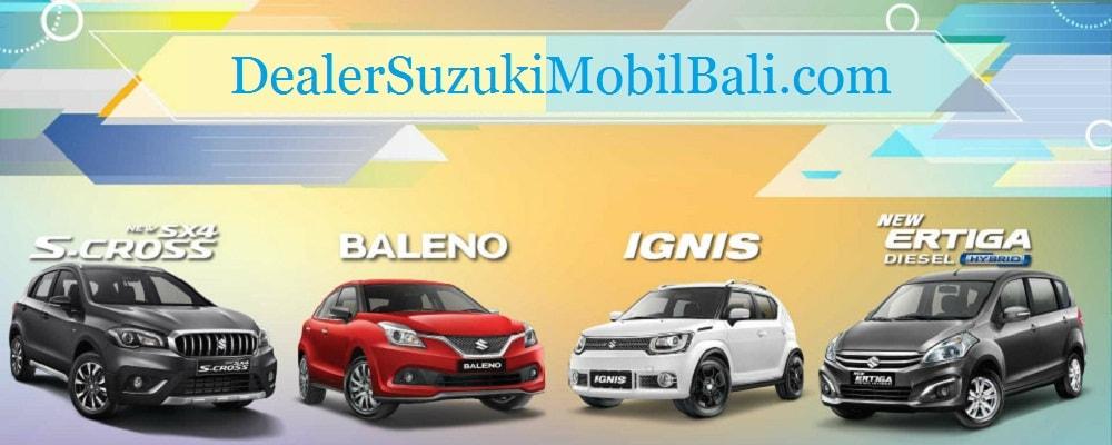 Dealer Mobil Suzuki Bali