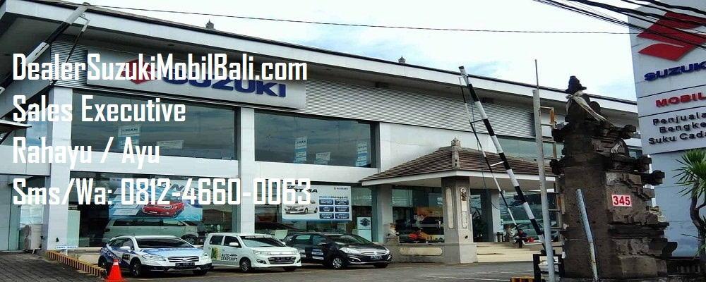 Informasi Detail Alamat Dealer Resmi Mobil Suzuki Bali