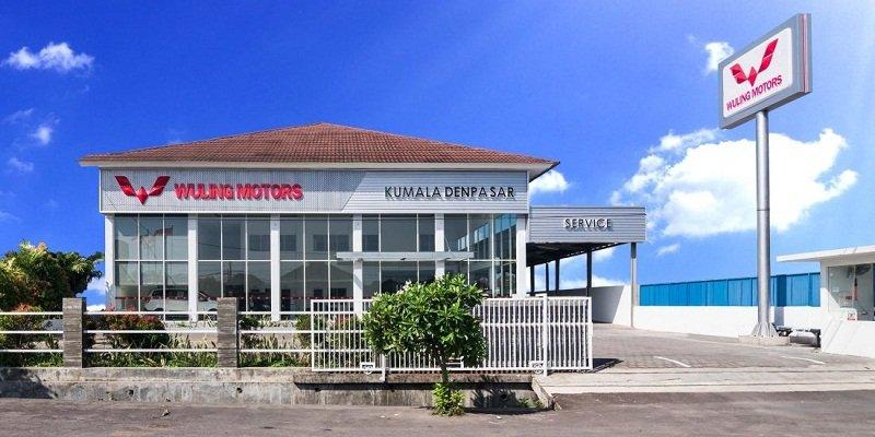 Sales Dealer Wuling Bali