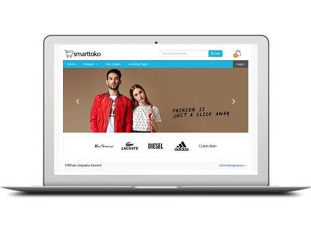 Demo jasa toko online terbaik