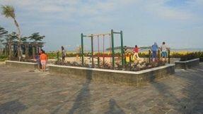 Taman Tepi Laut Tanjung Pinang