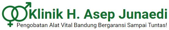Logo pengobatan alat vital Bandung