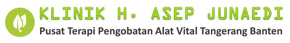 logo pengobatan alat vital tangerang banten