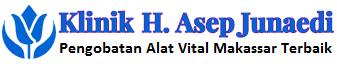 Logo pengobatan alat vital Makassar