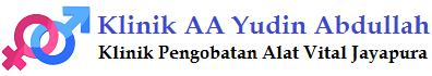 logo pengobatan alat vital Jayapura